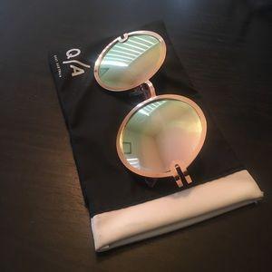 Quay Australia Accessories - Quay Australia Ukiyo Sunglasses